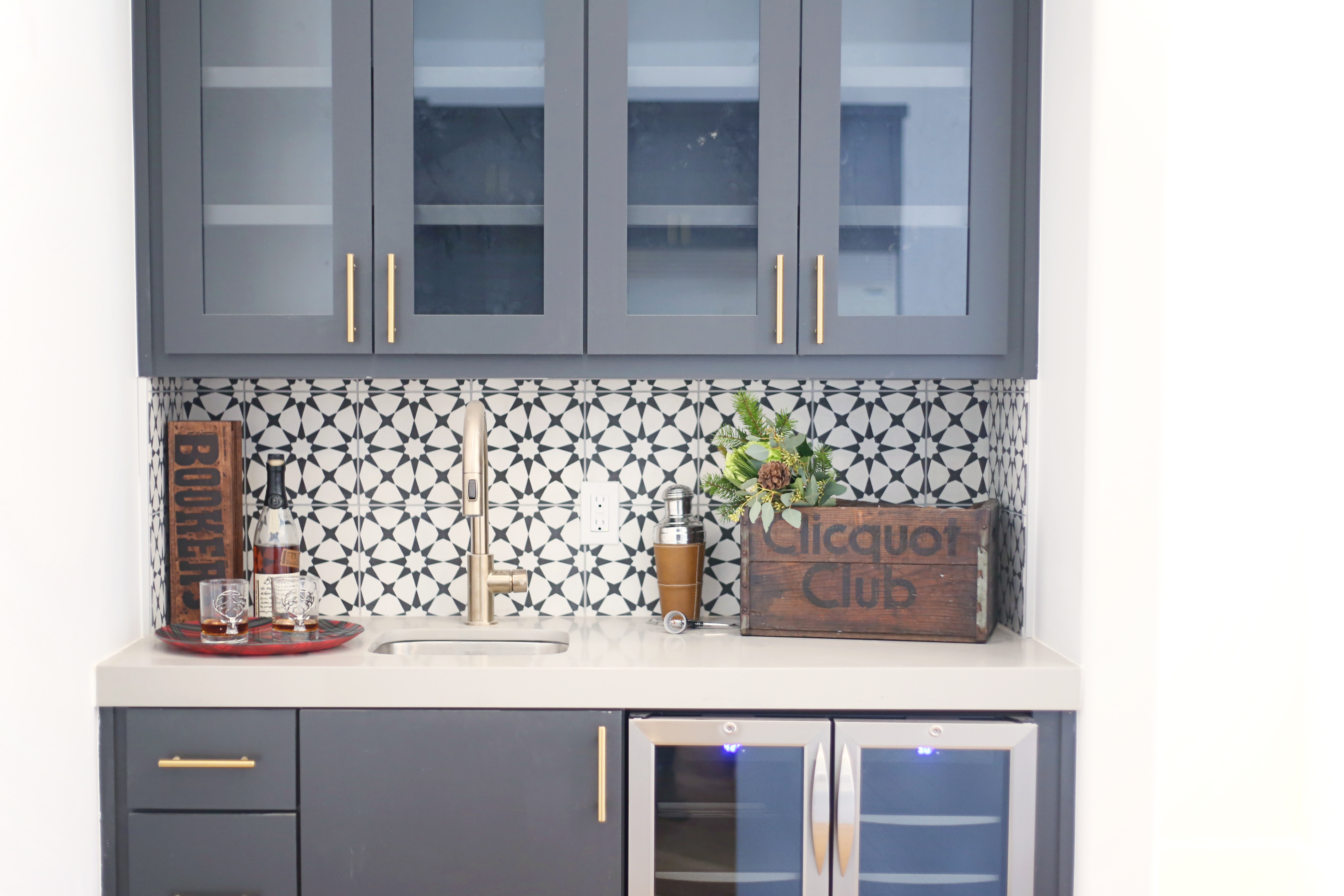 Mountain Modern Holiday Kitchen Cbc Builds